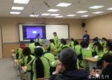 马鞍山市中职德育名师工作室成员开设市级公开课