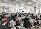 合肥信息技术职业学院成功举行安徽美术全真大型模拟联考服务工作