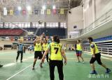 合肥学院举办气排球比赛提升教职工身心健康水平