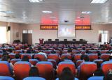 宿州学院组织收看安徽省道德模范与身边好人进校园活动