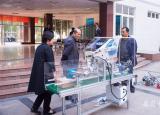 安徽工程大学承办第八届芜湖大学生专利创新创业大赛复赛