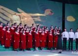 宿州学院学举办合唱大赛唱响主旋律