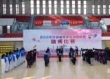 2019年安徽省中学生体育联赛跳绳比赛在宿州学院举行