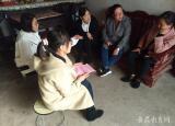 亳州幼儿师范学校走访困难学生推进精准扶贫