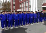 亳州工业学校18级汽修专业实习强技能重实践,争做新时代汽车卫士