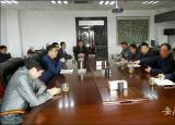 滁州学院赴凤阳协调推进正大公司新厂区建设