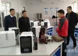 蚌埠学院检查实验教学及实验室管理工作
