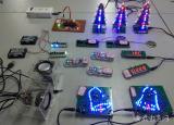 创新创意实践至上蚌埠学院成功举办第一届电子焊接大赛