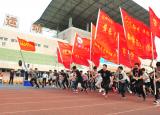 宿州学院依托三走活动打造积极向上的校园体育文化