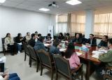 淮南师范学院党员座谈如何发挥先锋模范作用
