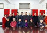 阜阳师范大学举行80岁老寿星集体生日庆典
