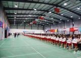 2019年安徽省大中学生乒乓球比赛在淮南师范学院鸣锣开赛