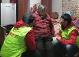 巢湖学院工商管理学院青协赴兴巢社区开展为老服务活动