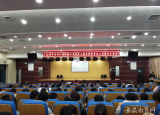 2019年西部计划新疆专项优秀志愿者典型事迹冬季巡回宣讲活动走进宿州学院