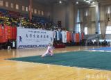 宿州学院在安徽省大学生体育联赛武术比赛中再获佳绩