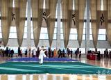 淮北师范大学在2019年安徽省学生体育联赛大学生武术比赛中喜获佳绩