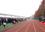 亳州市近700名中职学子比技能展风采