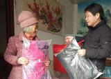 亳州工业学校到帮扶村开展主题党日活动