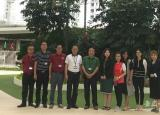 淮南师范学院赴新加坡访问交流