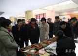 宿州职业技术学院举办宿州市非遗进校园暨非遗文化展示周活动