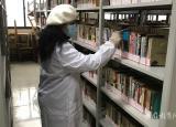芜湖高级职业技术学校开展图书审查清理行动