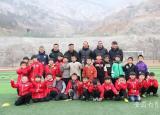 大学外教走进中小学校园淮北师范大学足球学院开展送教活动
