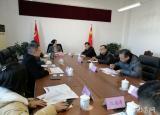 乌克兰科技创新投资委员会到蚌埠学院洽谈合作
