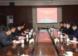 宿州学院到安徽工业大学调研交流校园安全工作