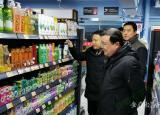 滁州学院深入调研全省高校首家无人超市