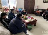 亳州中药科技学校组织教师家访指导学生参与社会实践活动