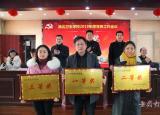 淮北卫生学校全面总结2019年度党务工作