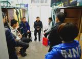 安庆师范大学看望慰问退伍复学学生和家庭经济困难学生