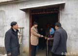 宿州学院到萧县城阳村开展春节慰问调研活动