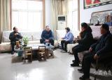 亳州幼儿师范学校走访慰问老教师温暖送给老党员