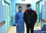 合肥22岁大学生走出隔离区:最想对医护人员说声谢谢
