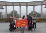 安财学子赴蚌埠兴科玻璃实践调研:齐心协力拼生产,聚力创新谋转型