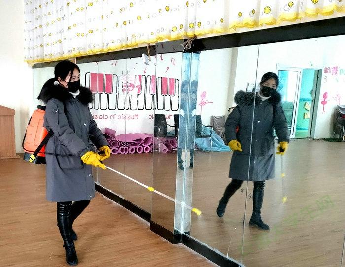 亳州幼师附属幼儿园奋力打赢防控疫情阻击战