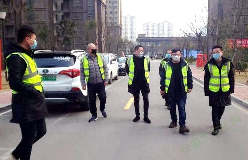彰显军人本色 打赢防控战疫,亳州谯城区花戏楼街道城郊社区退役军人全力以赴