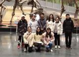 安财学子赴蚌埠博物馆调研文旅融合背景下人才与产业的发展趋势