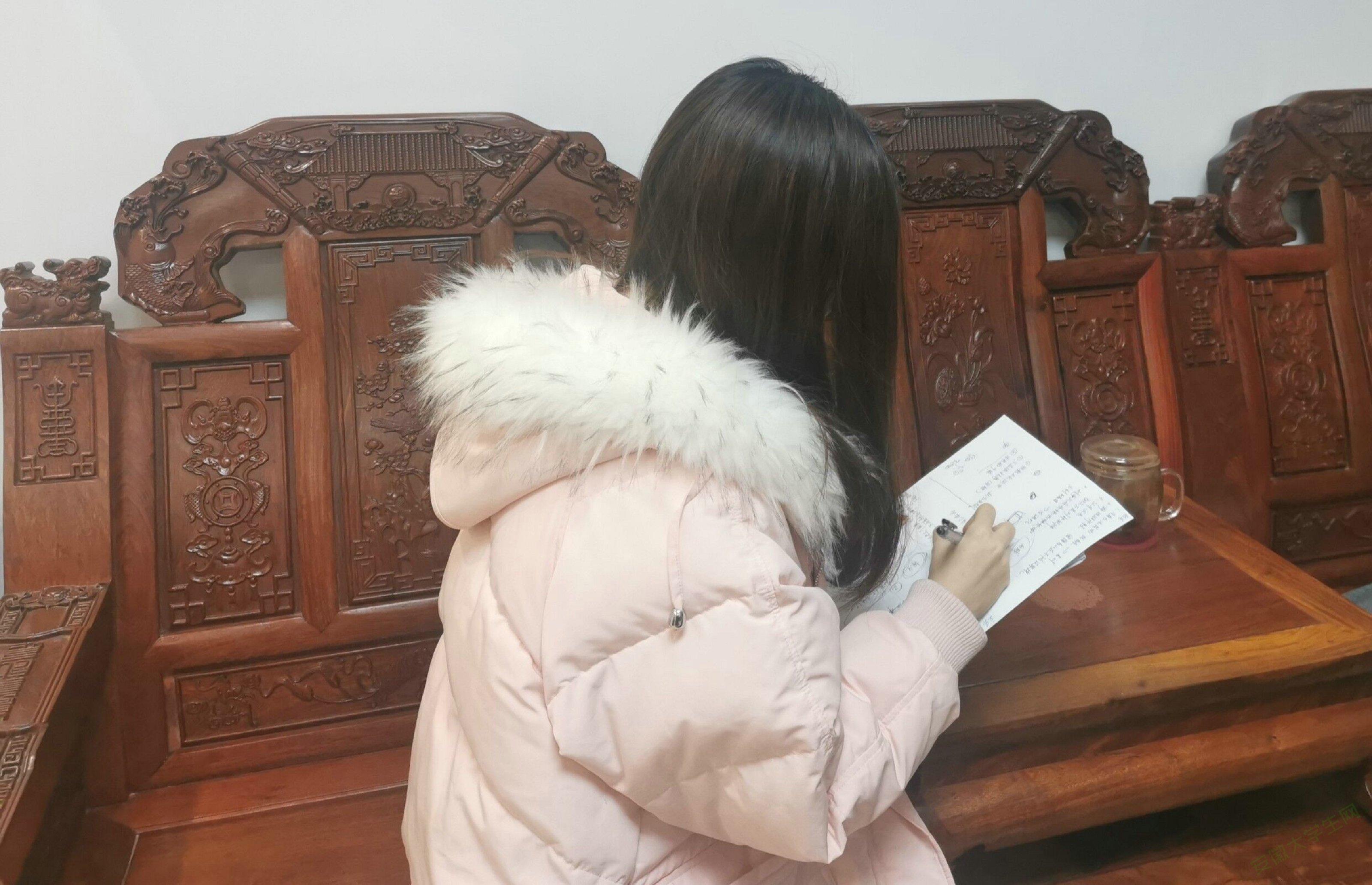 """安财学子寒假社会实践 线上开展""""我的家•故事""""亲友调查"""