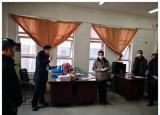 战疫一线筑牢红色堡垒阜阳师范大学临时党支部吹响最强集结号