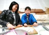 每天一家务,亳州幼师附属幼儿园的小主人大担当