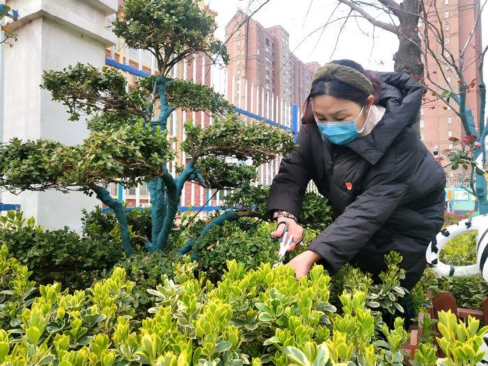 亳州幼师附幼园:疫情之下新作为,耕耘一片绿,播种满园春