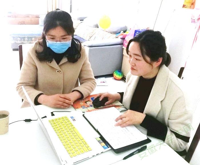 亳州工业学校经贸部2018级服装班:五步法助力班级云管理科学严谨