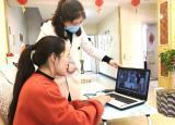 当升学班遇到疫情,亳州工业学校云考场结对帮扶