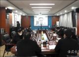 滁州学院视频连线慰问海外师生 期待平安归来