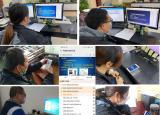 安徽国防科技职业学院积极为六安地方企业开展职工线上适岗职业技能培训