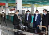 亳州学院举行模拟演练备战学生返校