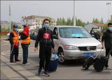 滁州学院疫情防控应急演练迎学生返校大考