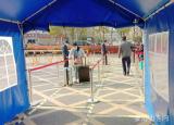 蚌埠市职教园区师生近9000人顺利返校复课